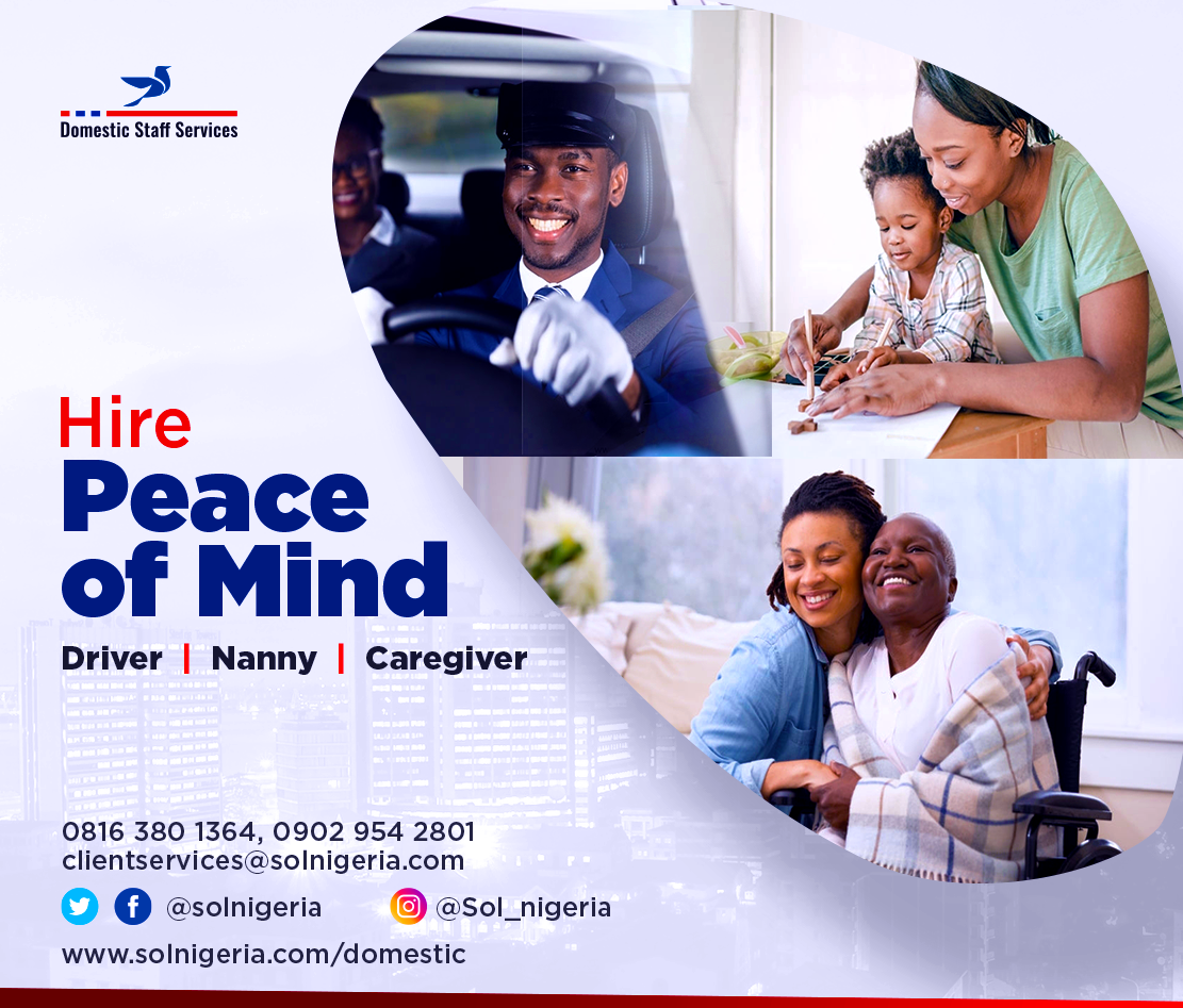 Hiring the Right Domestic Staff is Hiring Peace of Mind